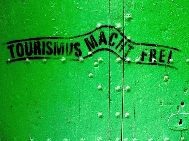 tourismus macht frei